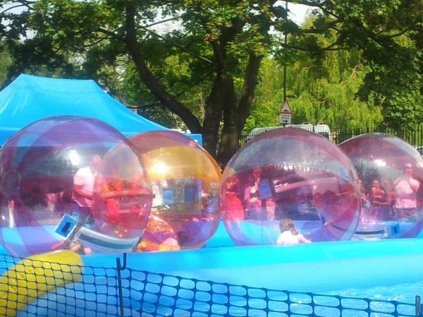 kids children's activities Canalway Cavalcade