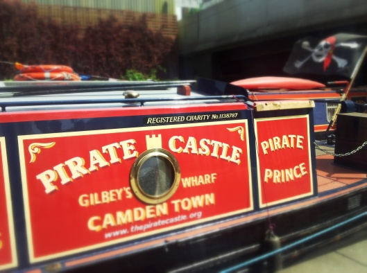 Pirate Castle Camden Town barge