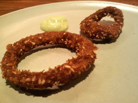 Cuca onion rings