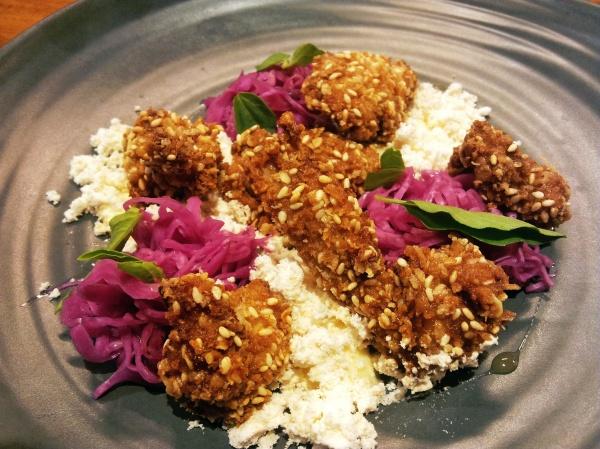 crispy fried chicken Cuca Bali