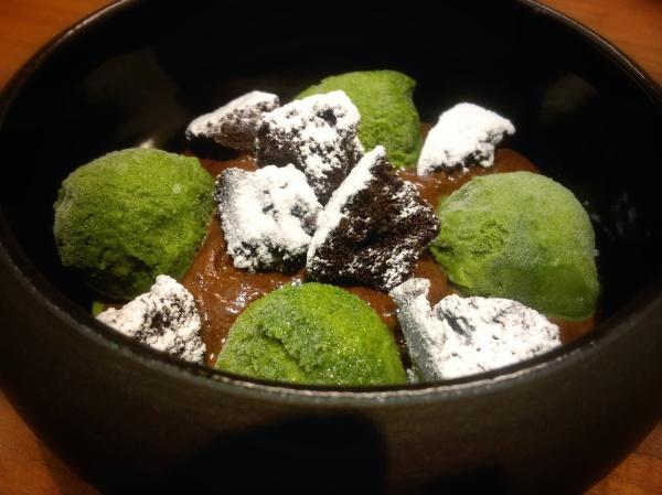 mint chocolate cocoa 99 dessert