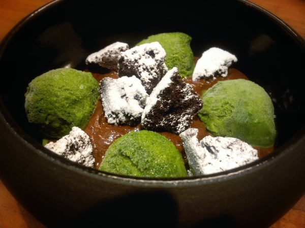 mint chocolate cocoa 99 dessert