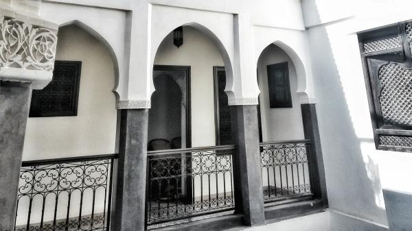 Riad Alnadine decor