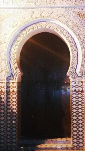 arches Morocco