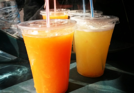 fresh orange juice Marrakech