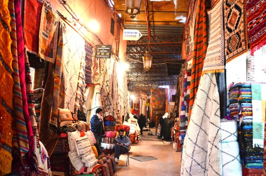 tips guide Marrakech souks