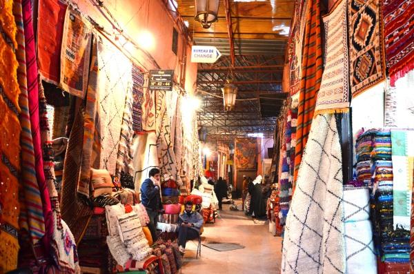 tips guide Marrakech souks
