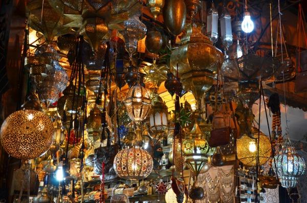 Marrakech Souks Lanterns