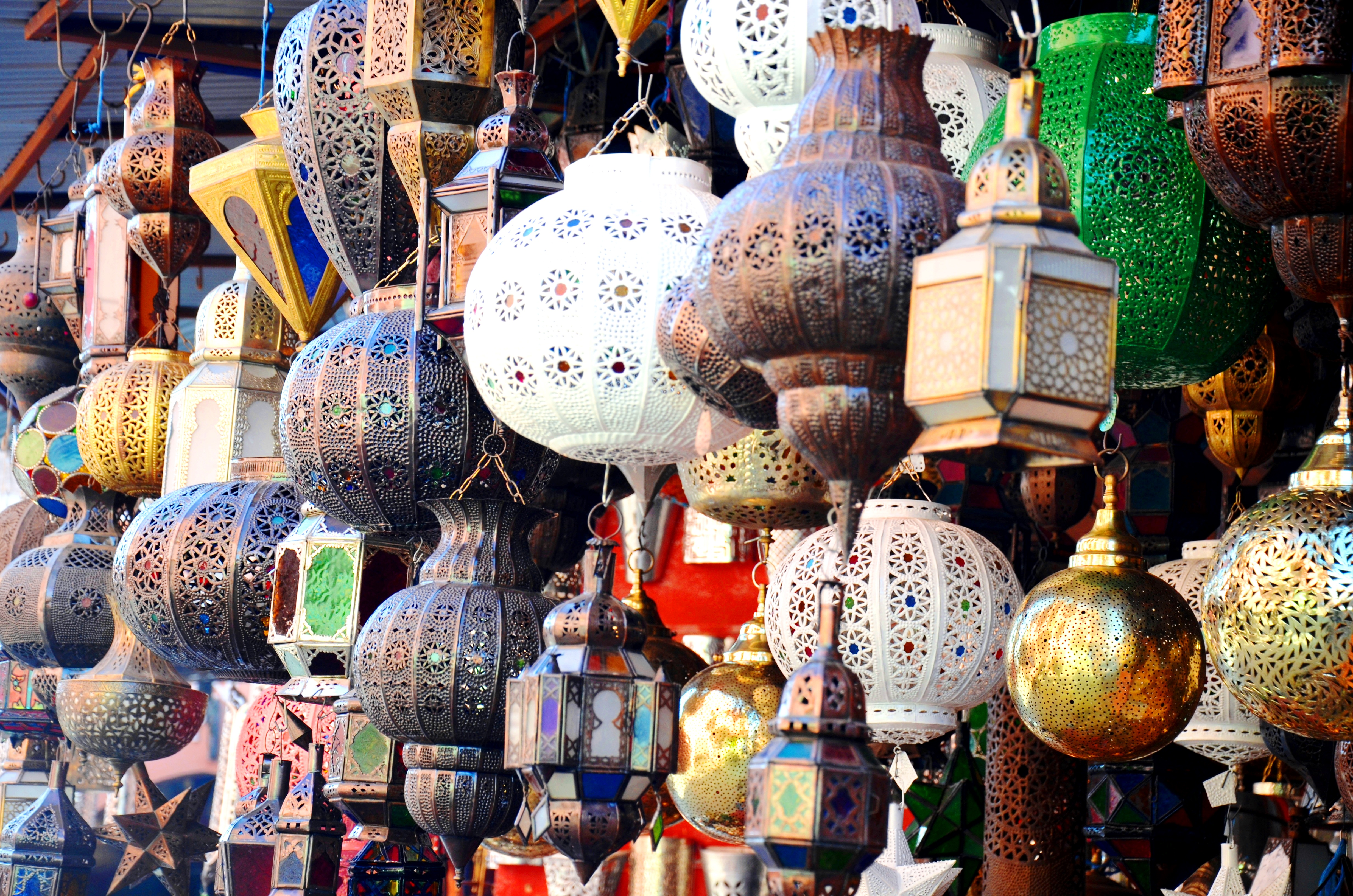 An Essential Survival Guide To Shopping In The Souks Of