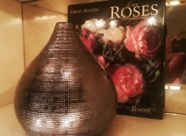 Rose Lounge decor Sofitel St James