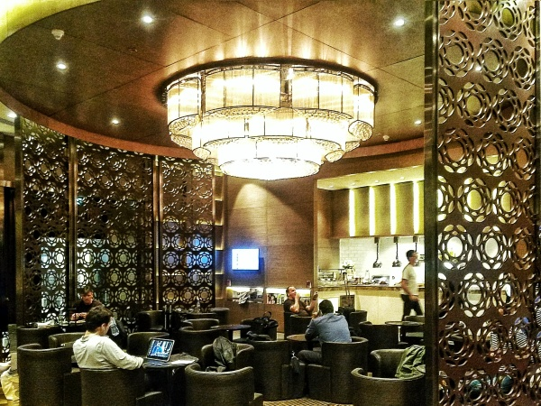Abu Dhabi Airport Lounge Plaza Premium