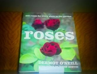 roses book Dermot O'Neill
