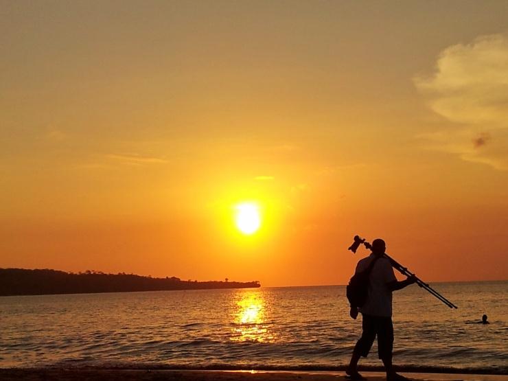 sunset photographer Jimbaran Bali