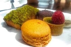 dessert Abu Dhabi Ritz Carlton