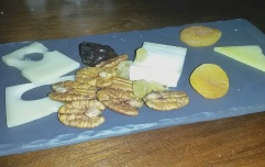cheese board Ritz Carlton Grand Canal