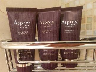 Asprey Cosmetics Ritz Carlton