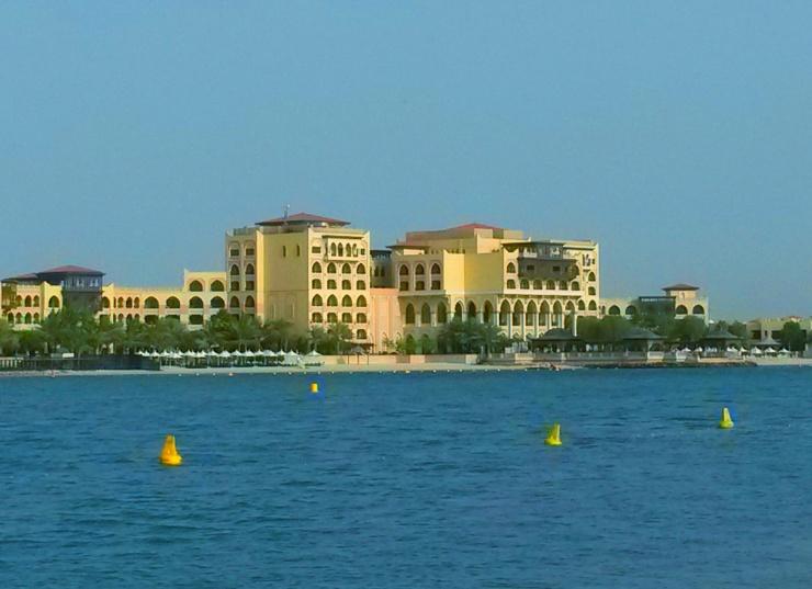 Grand Canal Abu Dhabi