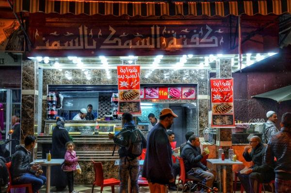 Marrakech Food Walking Tour