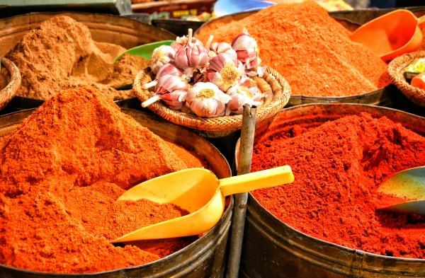 spices Marrakesh