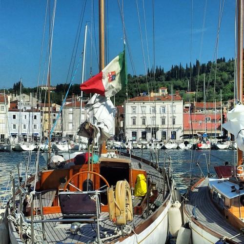 boats Piran