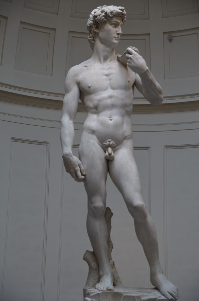 David statue Academia Florence