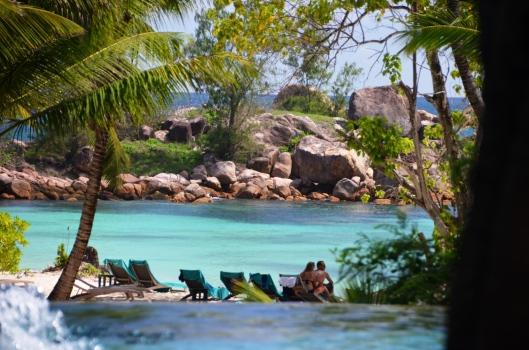 Constance Lemuria beaches Praslin island
