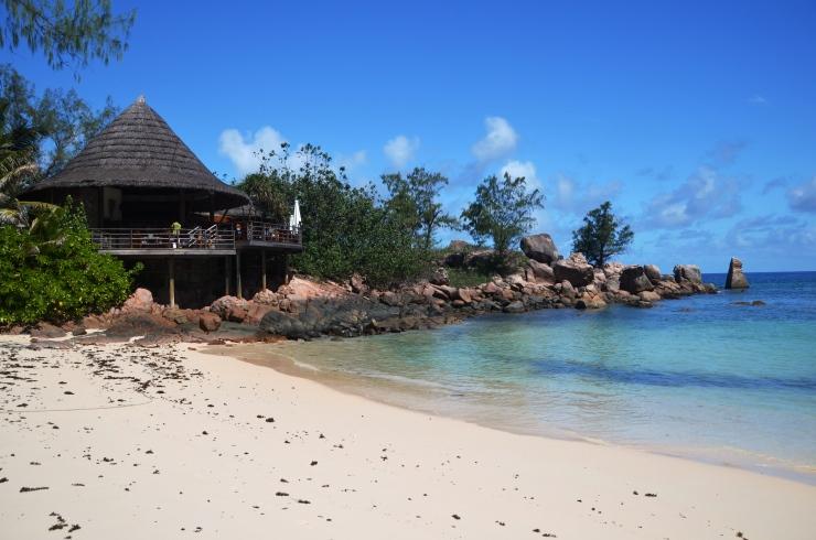 Anse Source D'Argent beach Seychelles