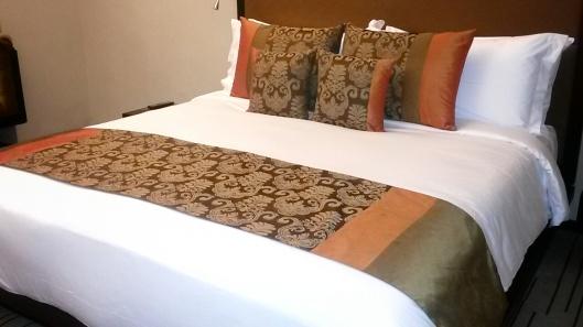 Tsogo Sun Abu Dhabi hotel decor