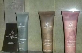 toiletries Southern Sun Hotel