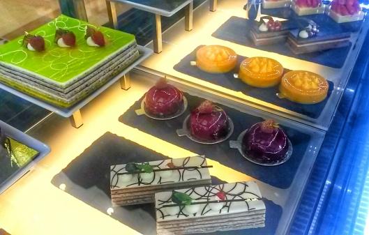 desserts Southern Sun Hotel Abu