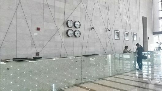 Southern Sun Hotel lobby