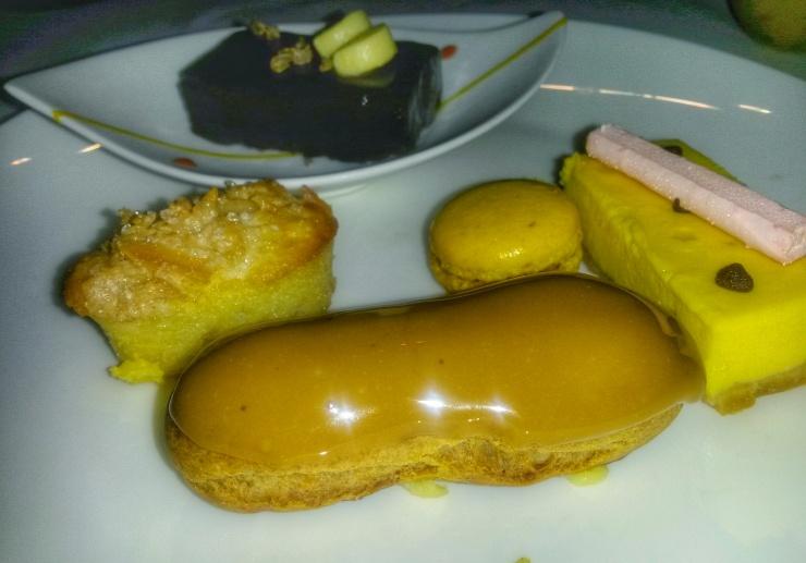 dessert buffet Constance Hotels