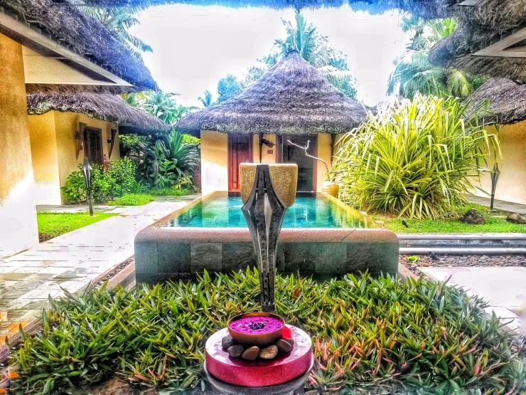 honeymoon 5 star spa resort Seychelles