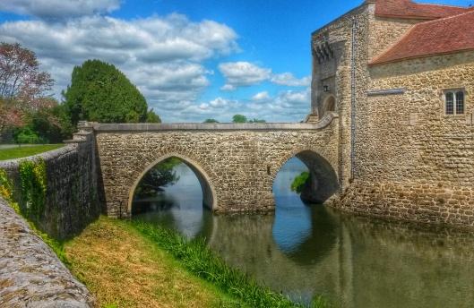 beautiful English castles Kent