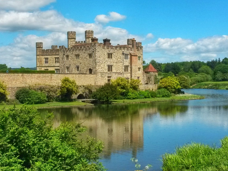 Beautiful Leeds Castle Kent