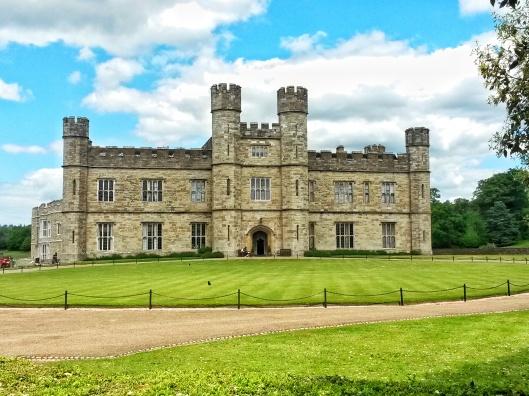 beautiful castles England Kent