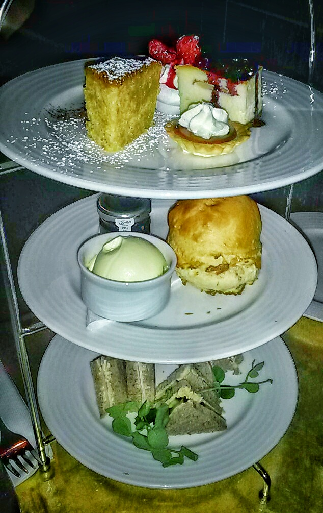 villandry cafe afternoon tea