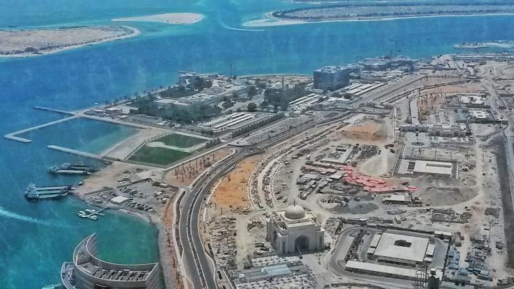 Observation Deck Views Abu Dhabi