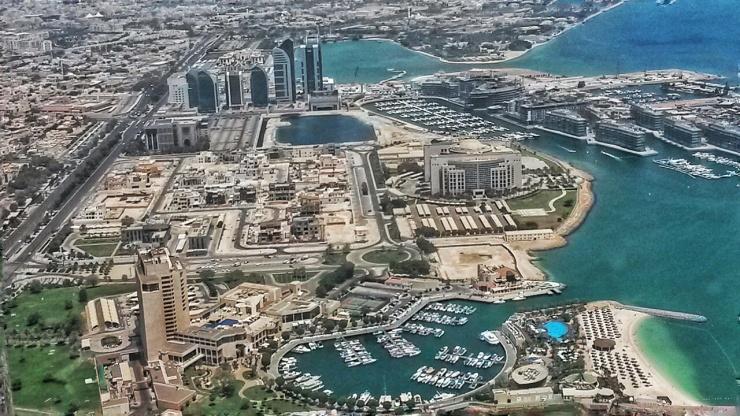 Jumeirah Observation Deck Abu Dhabi