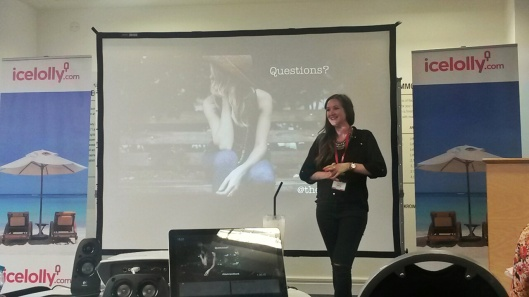 Monica Travel Hack blogger talk