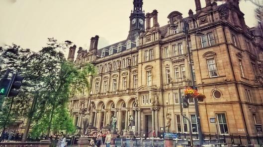 Architecture Leeds England
