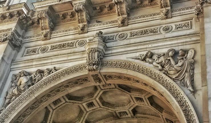 Royal Arcade Piccadilly Arch