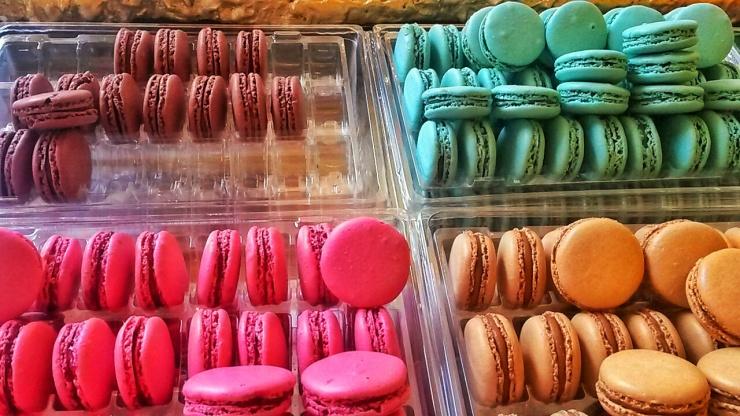 luxury macaron shop London