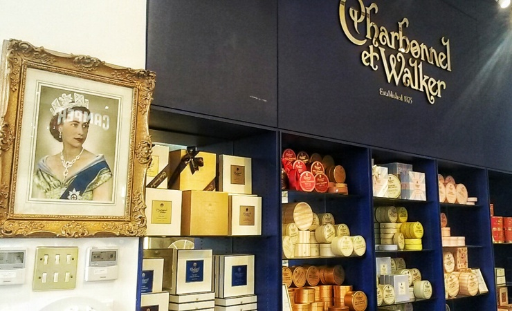 Charbonnel and Walker Queen's Chocolate