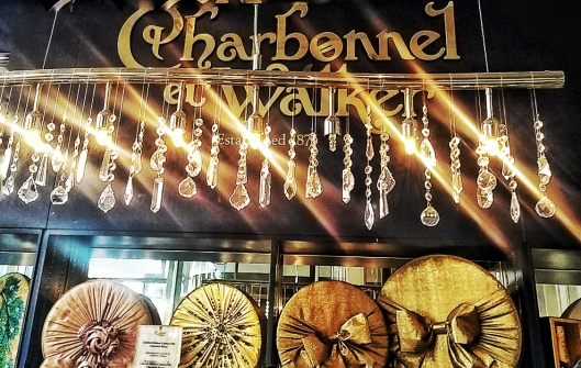 Charbonnel Walker luxury chocolates London