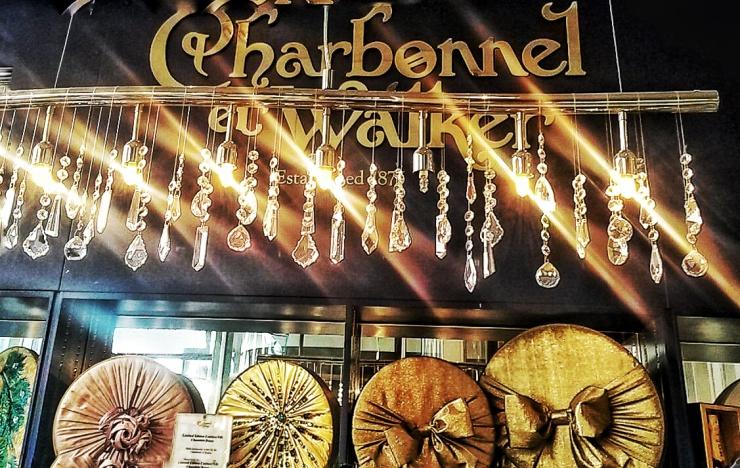 Charbonnel Walker luxury chocolates London