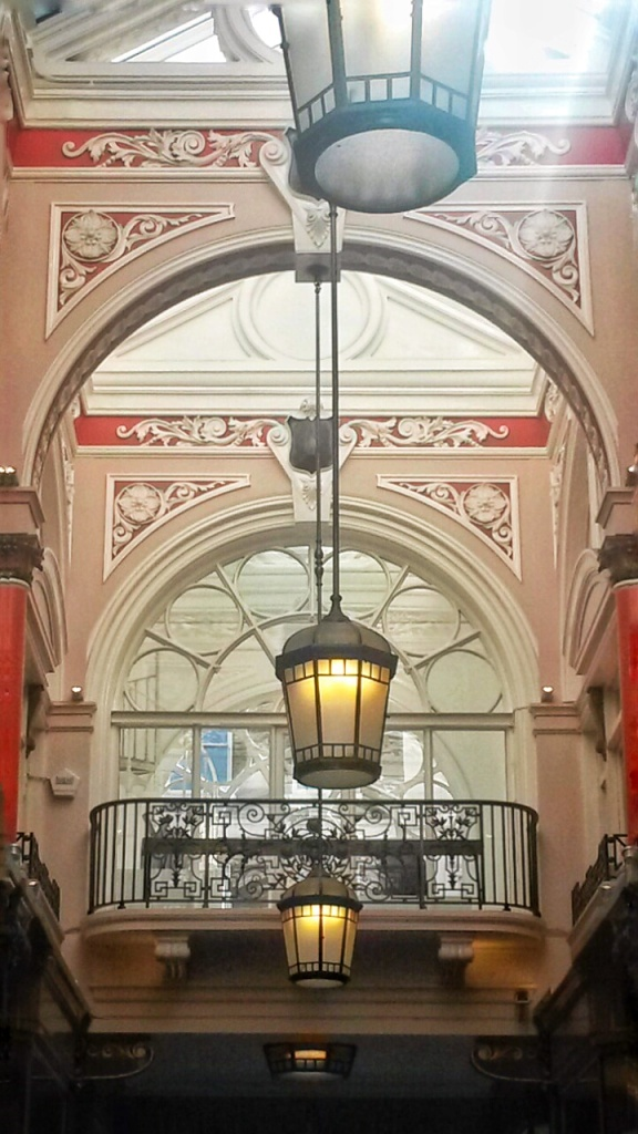 Royal Arcade London
