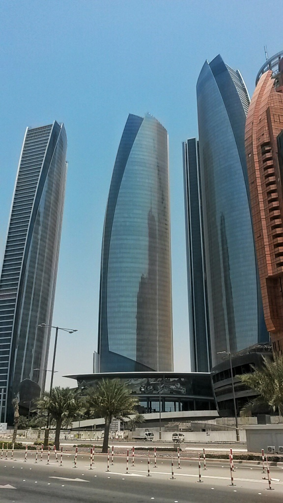 Jumeirah Etihad Towers Hotel Observation Deck