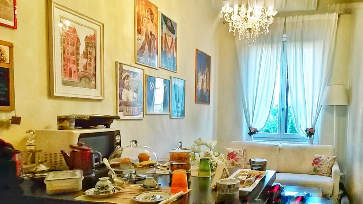 Guerrazzi Bed and Breakfast Pisa