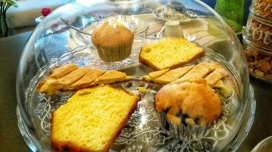 homemade pastries Guerrazzi bed breakfast